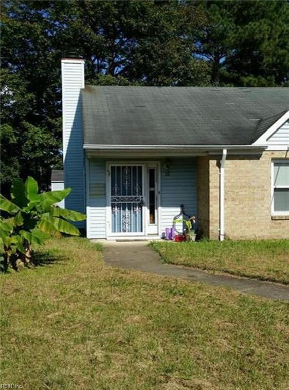 20 Holly Hill Ln, Portsmouth, VA 23702 (#10265104) :: Kristie Weaver, REALTOR
