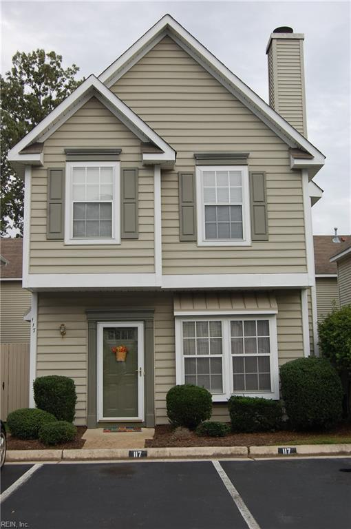 117 Watson Dr, Newport News, VA 23602 (#10265117) :: AMW Real Estate