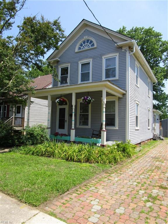 111 E Virginia Ave, Hampton, VA 23663 (#10265266) :: AMW Real Estate