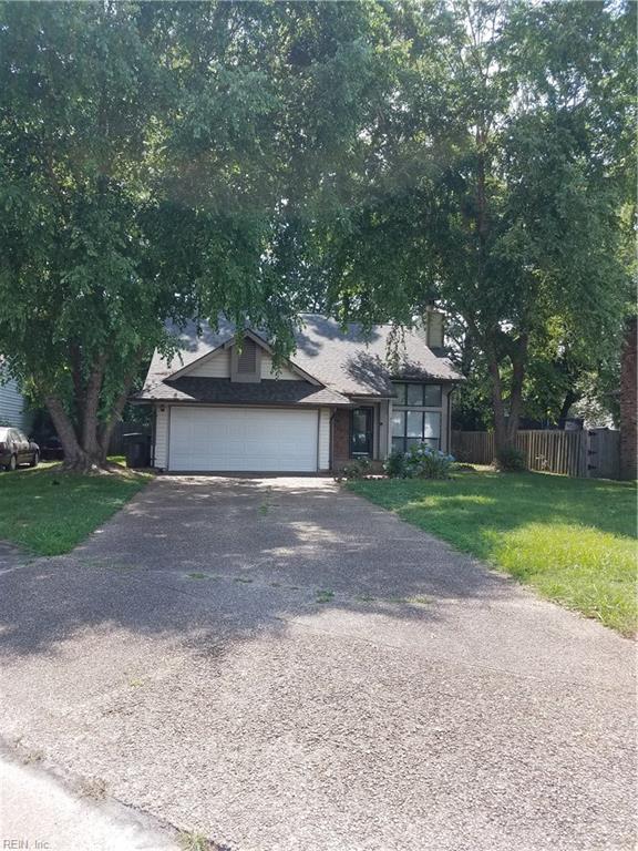 14 Tallyho Turn, Hampton, VA 23666 (#10265292) :: Berkshire Hathaway HomeServices Towne Realty