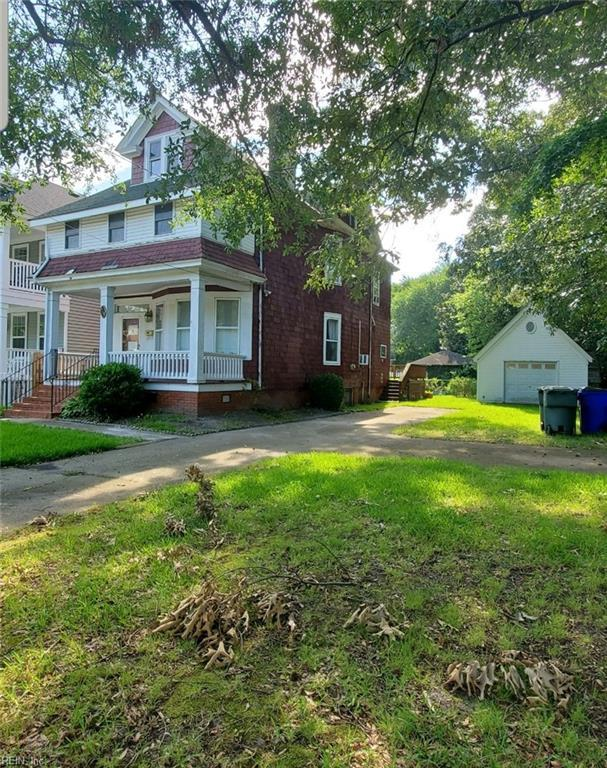 3714 Newport Ave, Norfolk, VA 23508 (MLS #10265325) :: Chantel Ray Real Estate
