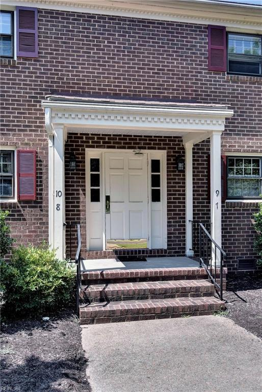 1184 Jamestown Rd #10, Williamsburg, VA 23185 (#10265559) :: Kristie Weaver, REALTOR