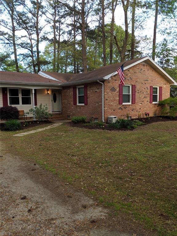1983 Sarahs Creek Woods Rd, Gloucester County, VA 23072 (#10265588) :: AMW Real Estate
