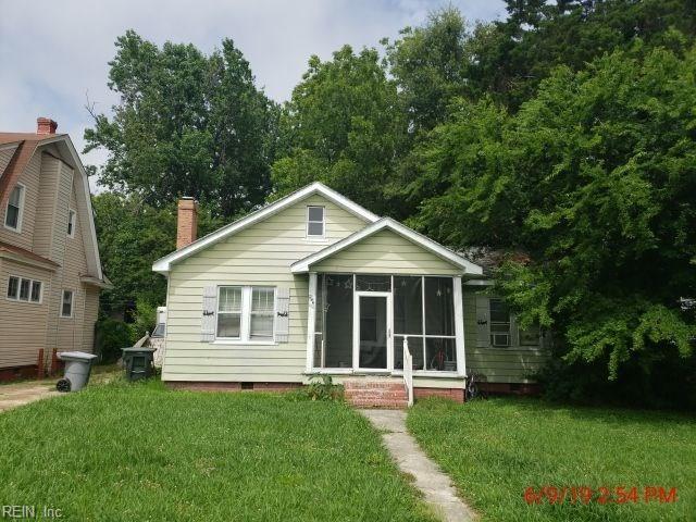 206 Greenbriar Ave, Hampton, VA 23661 (#10265601) :: AMW Real Estate