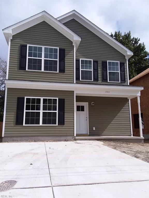 1517 Martin Ave, Chesapeake, VA 23324 (#10265779) :: AMW Real Estate