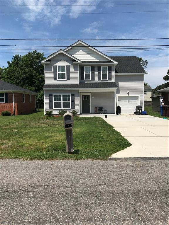 1405 Linden Ave, Chesapeake, VA 23325 (#10265871) :: Kristie Weaver, REALTOR