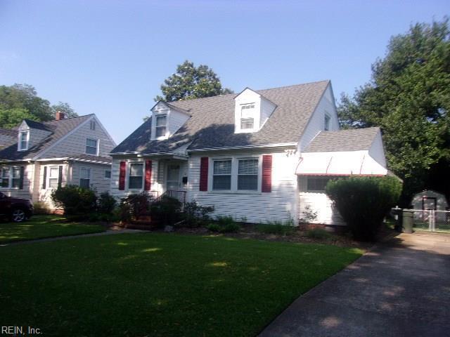 11 Charles St, Hampton, VA 23669 (#10265905) :: Abbitt Realty Co.
