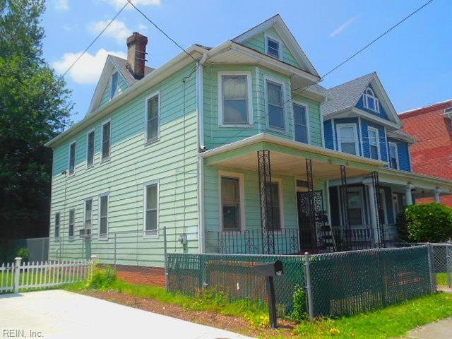 315 W 28th St, Norfolk, VA 23508 (#10266096) :: Atlantic Sotheby's International Realty