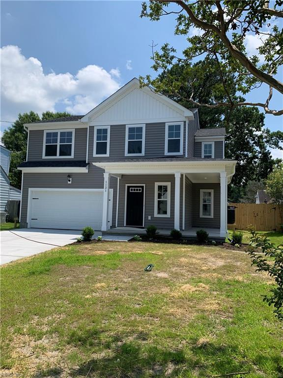 2104 Iowa St, Chesapeake, VA 23323 (#10266362) :: Kristie Weaver, REALTOR