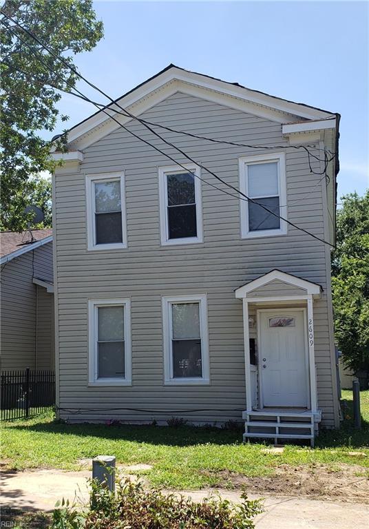 2609 Waverly Way, Norfolk, VA 23504 (#10266393) :: The Kris Weaver Real Estate Team