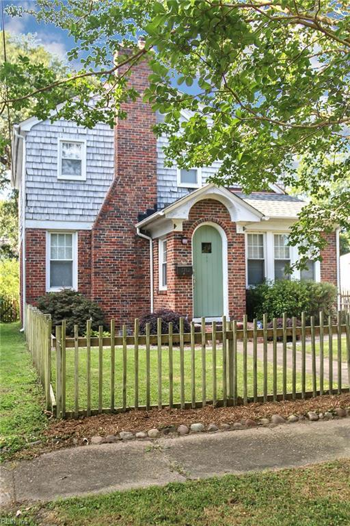 1712 Bain St, Portsmouth, VA 23704 (#10266409) :: The Kris Weaver Real Estate Team