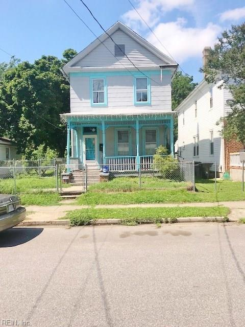 256 Lee St, Hampton, VA 23669 (#10266456) :: Kristie Weaver, REALTOR