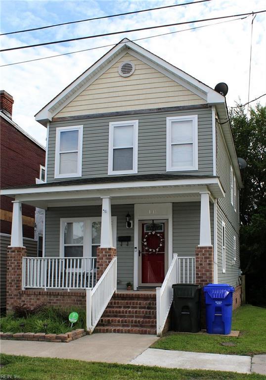 1019 Tunstall Ave, Norfolk, VA 23504 (#10266579) :: Abbitt Realty Co.