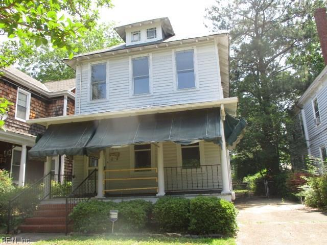 551 Florida Ave, Portsmouth, VA 23707 (#10266629) :: Abbitt Realty Co.