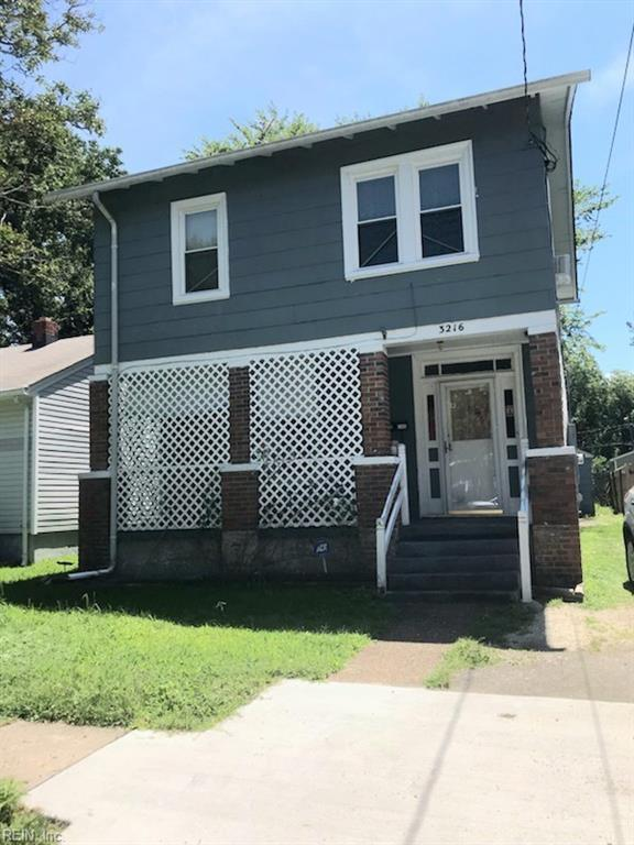 3216 Lens Ave, Norfolk, VA 23509 (MLS #10266944) :: Chantel Ray Real Estate