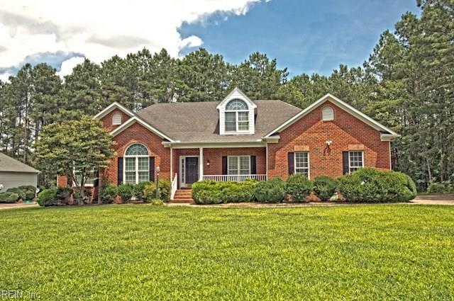 11360 Brickshire Ln, New Kent County, VA 23140 (#10267024) :: RE/MAX Central Realty