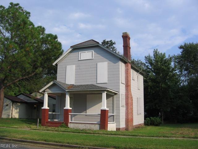 1222 24th St, Newport News, VA 23607 (#10267075) :: Atlantic Sotheby's International Realty