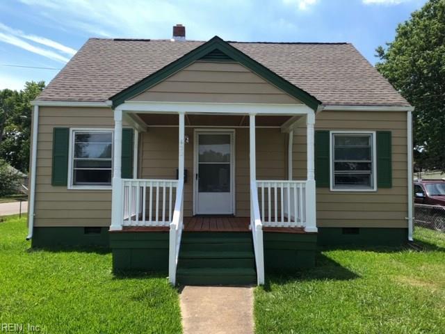 623 Newport News Ave, Hampton, VA 23669 (#10267396) :: Abbitt Realty Co.