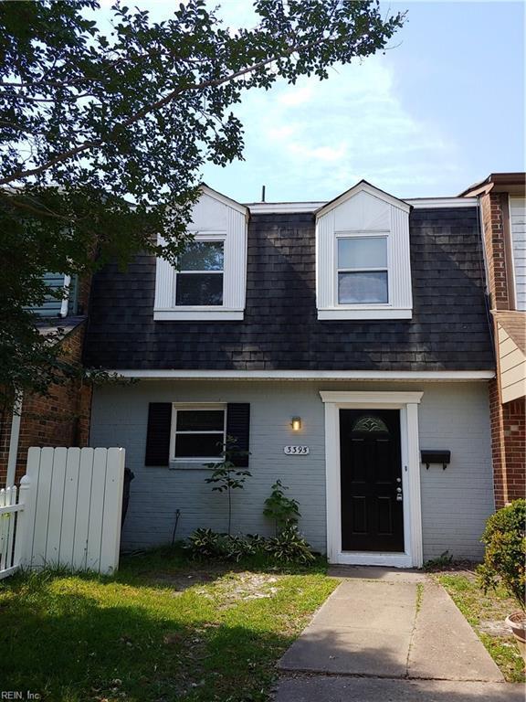 3395 Lakecrest Rd, Virginia Beach, VA 23452 (#10267454) :: The Kris Weaver Real Estate Team
