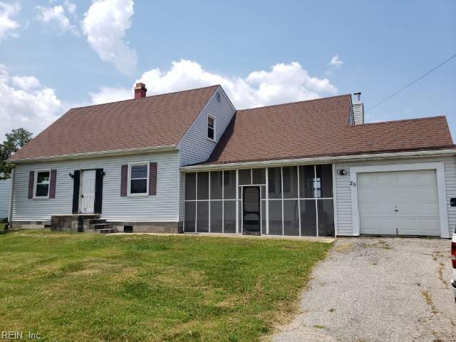25 Ridge Rd, Poquoson, VA 23662 (#10267534) :: RE/MAX Alliance