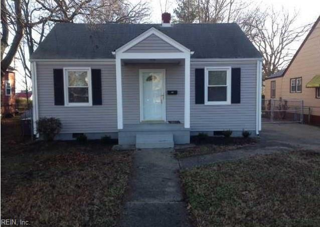 909 Douglas Ave, Portsmouth, VA 23707 (#10267831) :: Berkshire Hathaway HomeServices Towne Realty