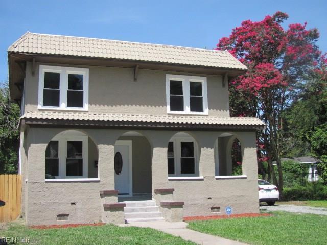 3512 Deep Creek Blvd, Portsmouth, VA 23702 (MLS #10268010) :: Chantel Ray Real Estate
