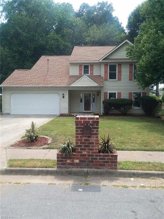 21 Eisele Ct, Hampton, VA 23666 (#10268727) :: Abbitt Realty Co.