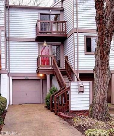 233 Mill Point Dr, Hampton, VA 23669 (#10268772) :: Atkinson Realty