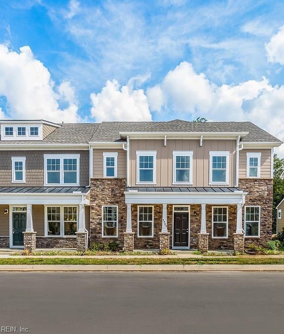 4107 Northridge St #109, Williamsburg, VA 23185 (MLS #10268810) :: Chantel Ray Real Estate