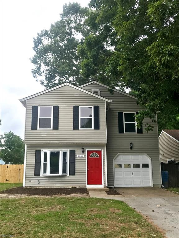 1101 Snowbird Ln, Virginia Beach, VA 23454 (#10268949) :: Kristie Weaver, REALTOR