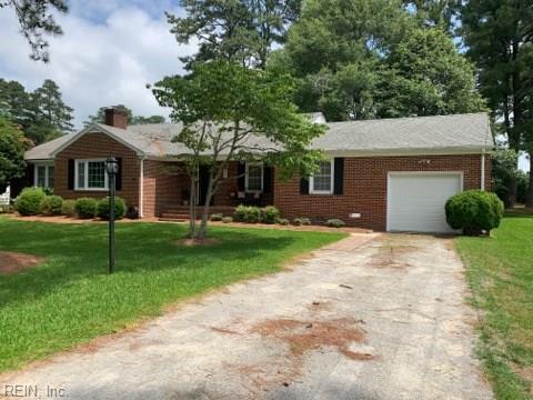 332 Robinhood Rd, Franklin, VA 23851 (MLS #10268973) :: Chantel Ray Real Estate