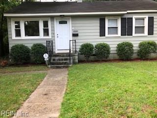 1521 Baychester Ave, Norfolk, VA 23503 (#10269232) :: Abbitt Realty Co.