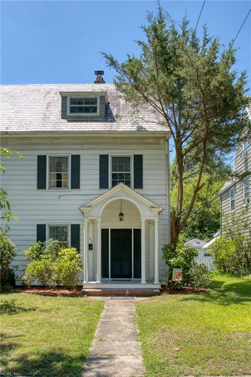 215 Palen Ave, Newport News, VA 23601 (#10269366) :: Abbitt Realty Co.
