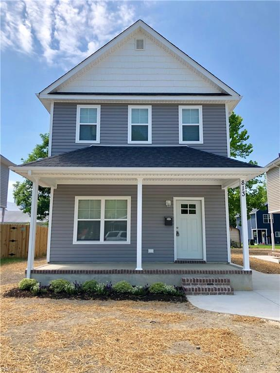 813 Garfield Ave, Suffolk, VA 23434 (#10269457) :: Rocket Real Estate
