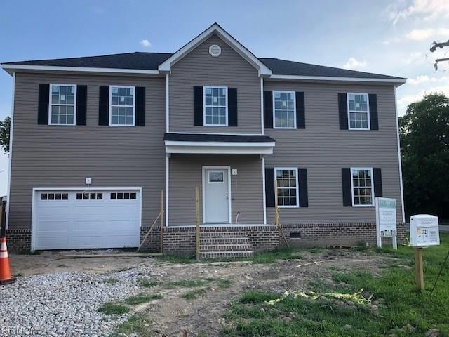 1221 Thomas St, Hampton, VA 23669 (#10269560) :: Abbitt Realty Co.