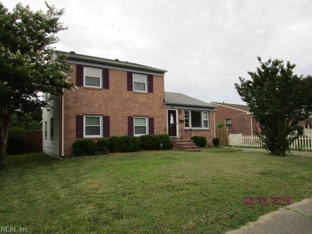 211 Valirey Dr, Hampton, VA 23669 (#10269664) :: Abbitt Realty Co.