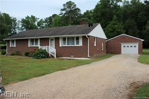6144 Buckley Hall Rd, Mathews County, VA 23035 (#10269696) :: The Kris Weaver Real Estate Team