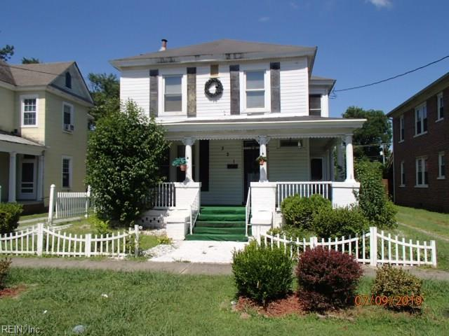 321 S Main St, Suffolk, VA 23434 (MLS #10270306) :: Chantel Ray Real Estate