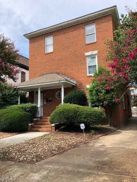 628 Redgate Ave A, Norfolk, VA 23507 (#10270317) :: Austin James Realty LLC