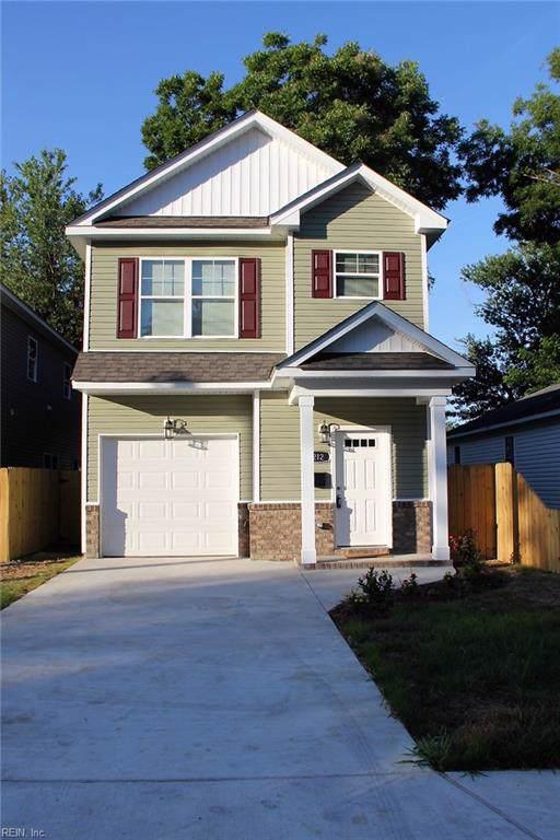 212 Chamberlin Ave, Hampton, VA 23663 (#10270458) :: Rocket Real Estate