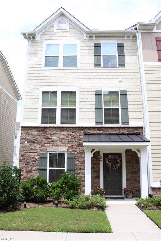 609 Dupree Ln, Chesapeake, VA 23324 (#10270529) :: Rocket Real Estate