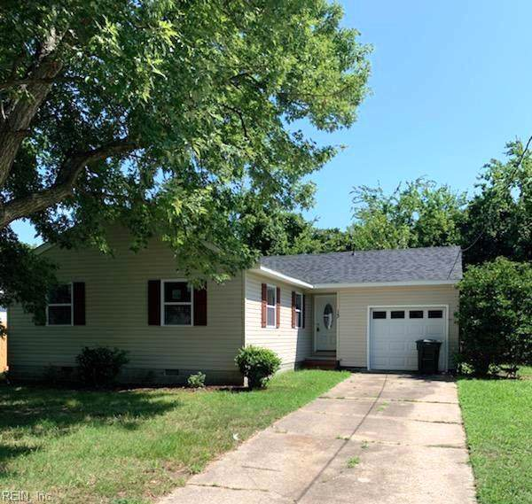 13 Corey Cir, Hampton, VA 23663 (#10270657) :: Abbitt Realty Co.
