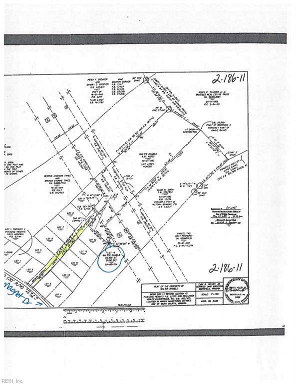 .59 Ac Easy St, Isle of Wight County, VA 23430 (#10270681) :: RE/MAX Central Realty