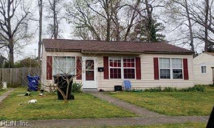 207 Marlboro Rd, Portsmouth, VA 23702 (MLS #10270719) :: AtCoastal Realty