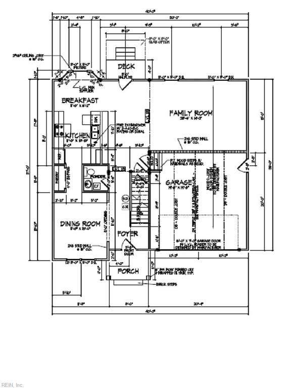 7511 Cedar Level Rd, Norfolk, VA 23505 (#10270740) :: Abbitt Realty Co.