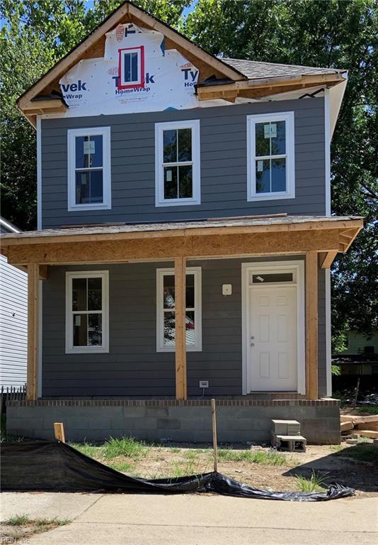 716 A Ave, Norfolk, VA 23504 (MLS #10270799) :: Chantel Ray Real Estate