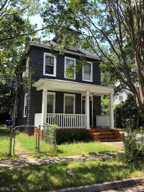 1526 Des Moines Ave, Portsmouth, VA 23704 (MLS #10270815) :: AtCoastal Realty