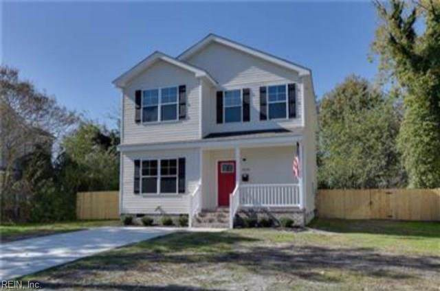 2412 Peach St, Portsmouth, VA 23702 (#10270854) :: Momentum Real Estate