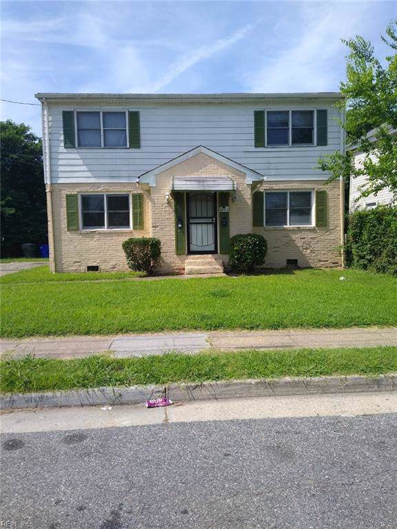 1607 Manson St, Norfolk, VA 23523 (#10270943) :: Abbitt Realty Co.