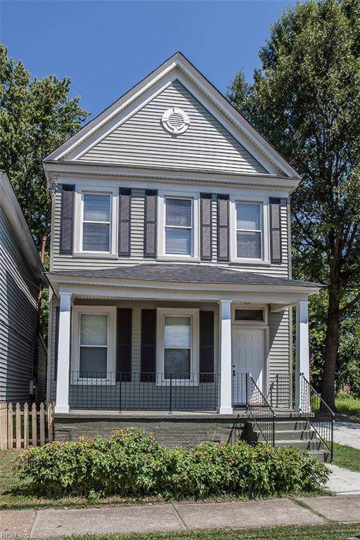 1145 24th St, Newport News, VA 23607 (#10271000) :: Abbitt Realty Co.